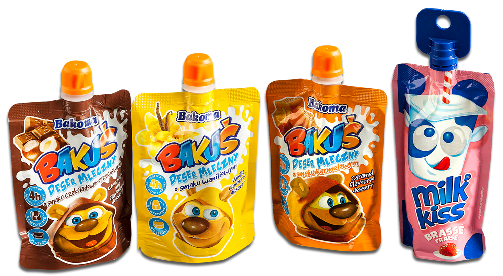 Beverages Flexible Packaging