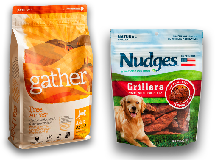 Pet Food Flexible Packaging
