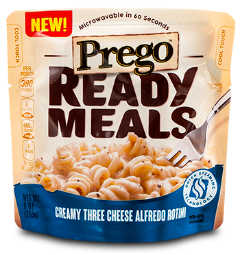 Prego Ready Meals