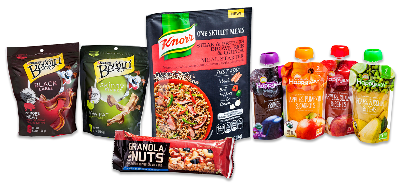 Multi Layer Flexible Packaging