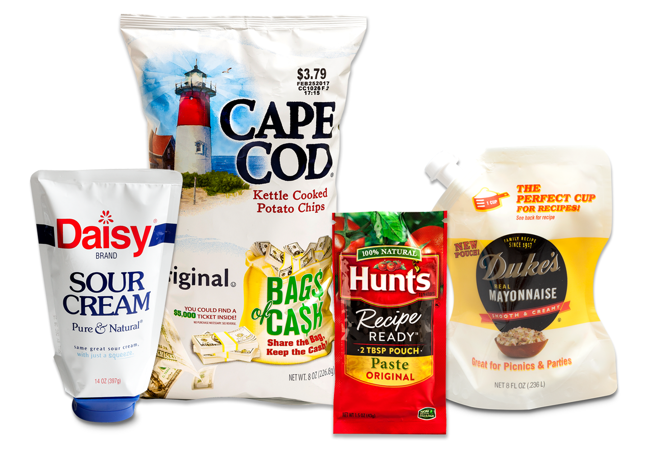 Flexible Packaging Samples