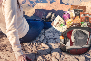 flexible packaging for hiking